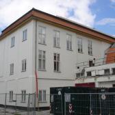 Dviejų pastatų fasadų renovacija